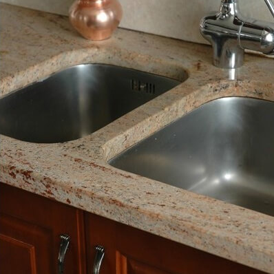Ivory Brown Granite, London Pinner, HA5