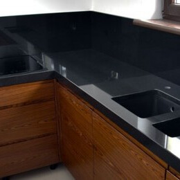 Black Absolute Granite Polished Finished Kitchen Worktop, London Park Royal, NW10