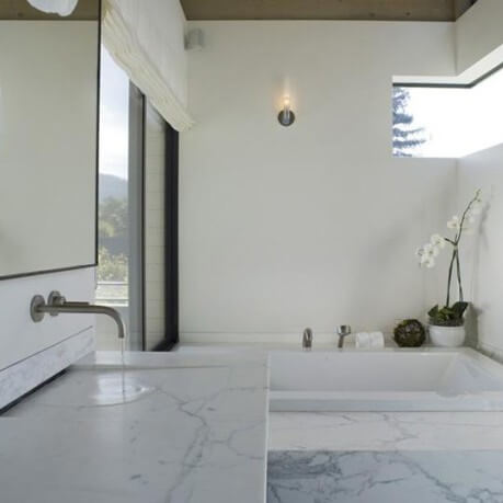 Statuario Marble Bathroom, Weybridge KT13