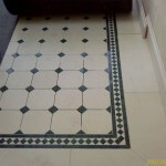 Marble Mozaic Floor