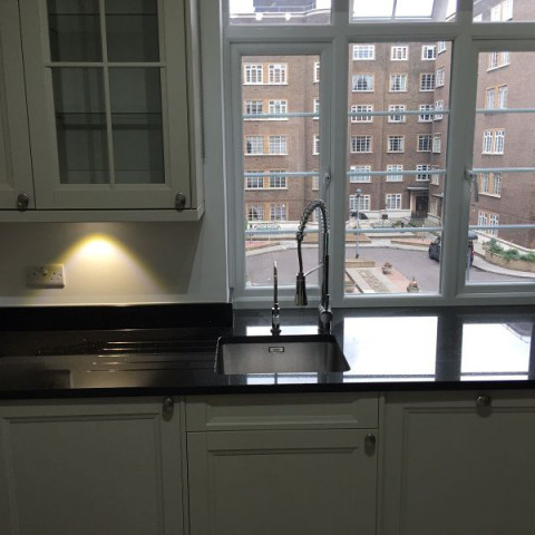Star Galaxy granite kitchen worktop Chelsea_ London 3