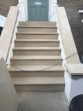 Yorkstone steps Fulham, London