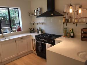 Caesarstone composite Kitchen Worktop-1