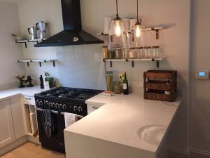 Caesarstone composite Kitchen Worktop-3