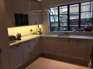 Caesarstone composite Kitchen Worktop-4