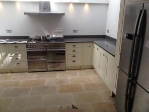 Grey Composite Kitchen Worktop
