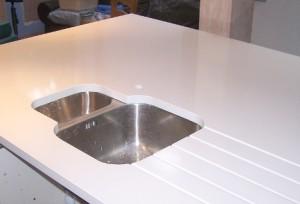 Luna Stone kitchen worktop
